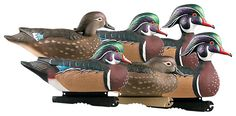 Greenhead Gear Pro-Grade Wood Duck Decoys   Bass Pro Shops: The Best Hunting, Fishing, Camping & Outdoor Gear