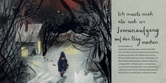Ulrike Möltgen & Kilian Leypold Wolfsbrot Buchgestaltung Sonja Müller-Späth Noch vor Anbruch der Morgendämmerung muss er sich auf den weiten Weg in die Schule machen. Es ist ein bitterkalter Nachkriegswinter, und der Wald liegt dunkel und bedrohlich vor ihm. Wie gut, dass ihm seine Mutter – zum Trost und trotz aller Entbehrungen – eine köstliche …