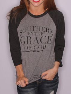 Southern By Grace Raglan | Charlie Southern