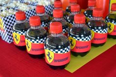 """""""Fuel"""" Cola Bottles"""