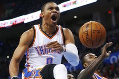 Part two of examining OKC's star point guard On Friday I pointed out the fact that the continuing assessment of Russell Westbrook is terribly clouded with feelings. Of course, it's this way with looking at any …