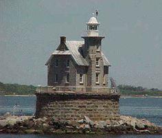 Race Rock Lighthouse Long Island, NY