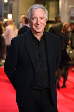 8 Things You Didn�t Know About Alan Rickman - http://www.fame10.com/entertainment/8-things-you-didnt-know-about-alan-rickman/