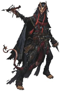 "officialpaizo: "" Care for a dance in the pale moonlight with Emil? The latest iconic for the Hell's Vengeance Adventure Path is here—meet Emil Kovkorin! """