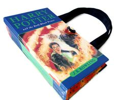 Harry Potter  Book Purse   Half Blood Prince Book by retrograndma, $59.99