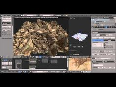 Create Rocky Environments in Blender Fast - YouTube