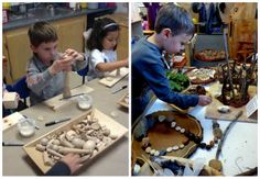 let the children play: Be Reggio Inspired: Learning Experiences