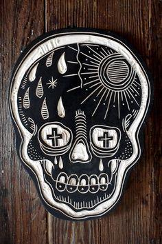 skull. 2013