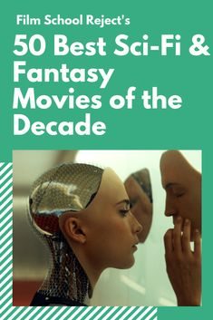 """""""There was so much amazing sci-fi and fantasy that we had a tough time ranking just 50 titles. To make it a bit easier, we did exclude Sci Fi Movies List, Best Sci Fi Movie, Movie List, Action Movies, Fantasy Movies, Sci Fi Fantasy, Every Disney Movie, British Family, Romantic Comedy Movies"""