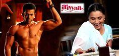 Aiyyaa - An Anurag Kashyap's production featuring Rani Mukerji and Prithviraj Sukumaran, music by Amit Trivedi
