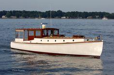 1928 Thompson 41' cruiser