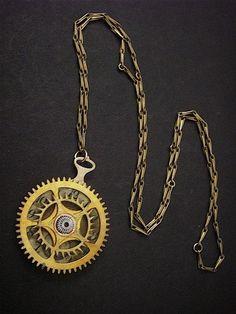 junk jewelry | Steampunk | Junk Jewelry
