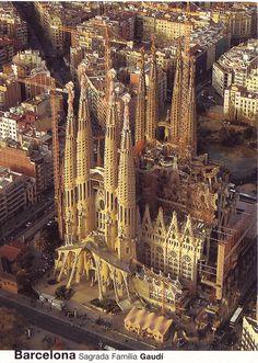 Works of Antoni Gaudí - La Sagrada Familia | Flickr - Photo Sharing!