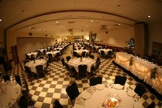 Wedding at the Stadium View in Green Bay WI/ Green Bay weddings