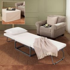 novaform stowaway folding bed costco guest sleeper pinterest folding beds small spaces. Black Bedroom Furniture Sets. Home Design Ideas