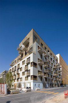 paris residential tower - Google-keresés