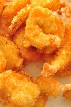 Jumbo #Shrimp Parmesan recipe