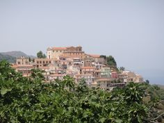 My favourite place in the world. Librizzi, Sicily. Home