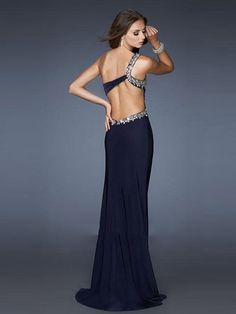 Shop La Femme evening gowns and prom dresses at Simply Dresses. Designer prom gowns, celebrity dresses, graduation and homecoming party dresses. Open Back Prom Dresses, Grad Dresses, Dressy Dresses, Homecoming Dresses, Dress Prom, Bridesmaid Dress, Matric Dance Dresses, Look Formal, Tango Dress