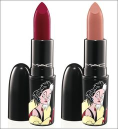 MAC Venomous Villains, old collection but I want it! Cruella, my favorite villian!