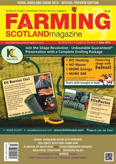 Sponsor: Farming Scotland Magazine