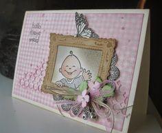 Boukjes Blog!: Twee babykaarten