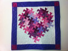 A Quilt of Heather: Valentines Twister