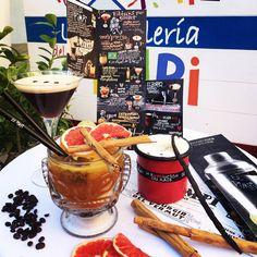 Sugerencias de invierno en coctelería Pimpi #tiki #tendencias #cocktail