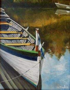WOODEN BOAT, by DAVID TAYLOR