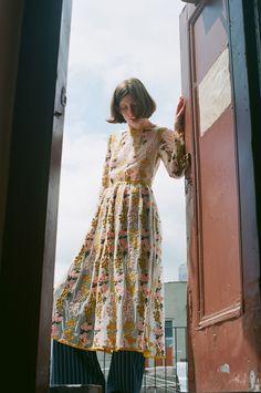 Paloma dress  Photography: Benedict Brink Styling: Thistle Brown Model : Jennae @ D1  Hair: Blake Eric  @ Statement Artists