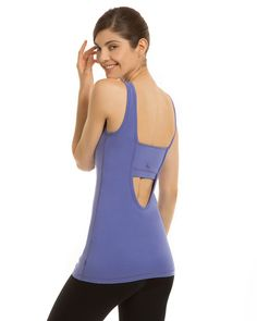 1000 images about yoga clothes on pinterest sport bras for Shirts with built in sports bra