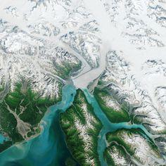 Аляска, северо-западная окраина Северной Америки