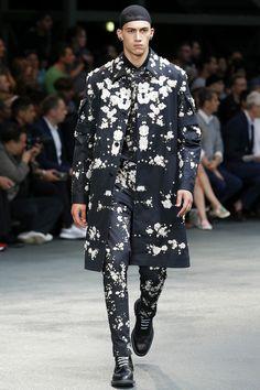 Défilé Givenchy, printemps-été 2015 #mode #fashion #couture