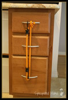 Drawer Baby-Proofing - GoodHousekeeping.com