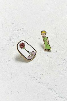 Out Of Print The Little Prince Pin Set