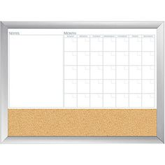 7.  Must have if you have a busy family. Sports, band, home work, bills all can be tracked.The Board Dudes Magnetic Dry Erase 3-N-1 Board  #momselect #backtoschool