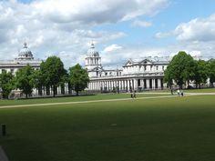 Museumsgelände in Greenwich