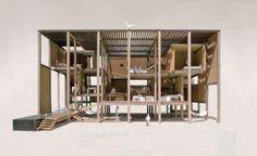 Casa Crusoe / Dellekamp Arquitectos