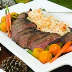 Venison Recipe. Ken made venison tenderloin last night and it was yummy! We will have to try this recipe next time.