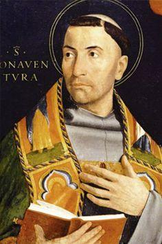 São Boaventura- Teólogo, Doutor da Igreja e reformador dos franciscanos Origens Seu nome de batismo era João de Fidanza. Ele nasceu em 1218, em Bagnoregio, região de Viterbo, Itália.