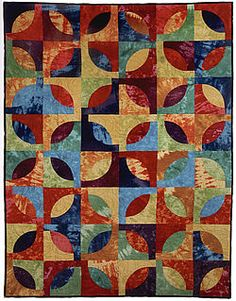 melon quilt block | Table of Contents
