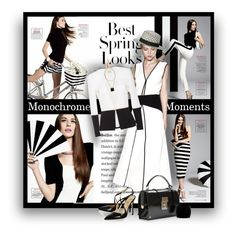 """""""Monochrome Moments with Jamie Nelson Photgraphy"""" by ollie-and-me ❤ liked on Polyvore featuring daria, H&M, Thierry Mugler, Witchery, Thom Browne, Alexander White, Alexander McQueen and JamieNelson"""