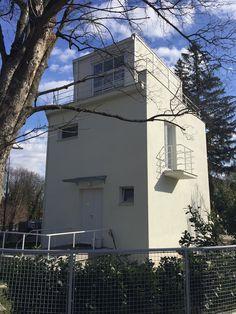 Oswald Haerdtl, Vienna Bauhaus, Vienna, Architecture Design, Mid Century, Construction, Building, House, Inspiration, Beauty