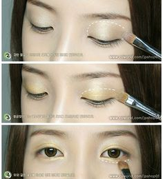 Korean Make Up Tutorial Makeup Step By Asian