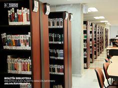 Conozca todos los servicios que ofrece la Biblioteca Juan Alberto Aragón Bateman, horarios de atención y actividades especiales; todo en el Boletín de Biblioteka. Aproveche los recursos académicos que la institución pone a su servicio.  Descargue el boletín aquí: http://uklz.info/BJAABboletin6