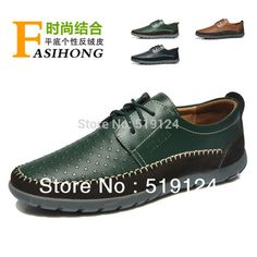 Aliexpress.com   Buy Free shipping 2014 new men s casual shoes fashion  designer shoes flats genuine leather shoes from Reliable shoes women shoes  suppliers ... 6ea56f047