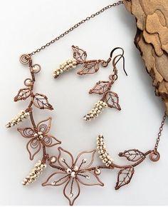 The Leaf Inspired Handmade Jewelry : stylish leaf earring