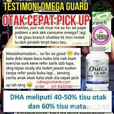testimoni omega guard shaklee otak cepat pick up