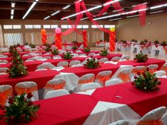 Fallbrook Community Center. To book your wedding or special event visit www.sdparks.org. Special Events, Table Decorations, Wedding, Community, Book, Home Decor, Valentines Day Weddings, Decoration Home, Room Decor