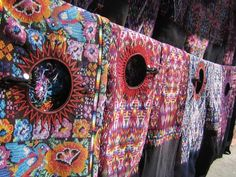 tejidos de guatemala